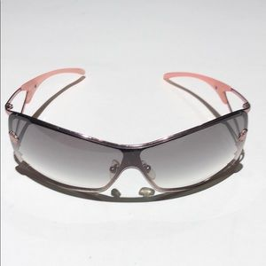 38c3be6448fe Versace. Versace woman s pink sunglasses aviator MOD 2048
